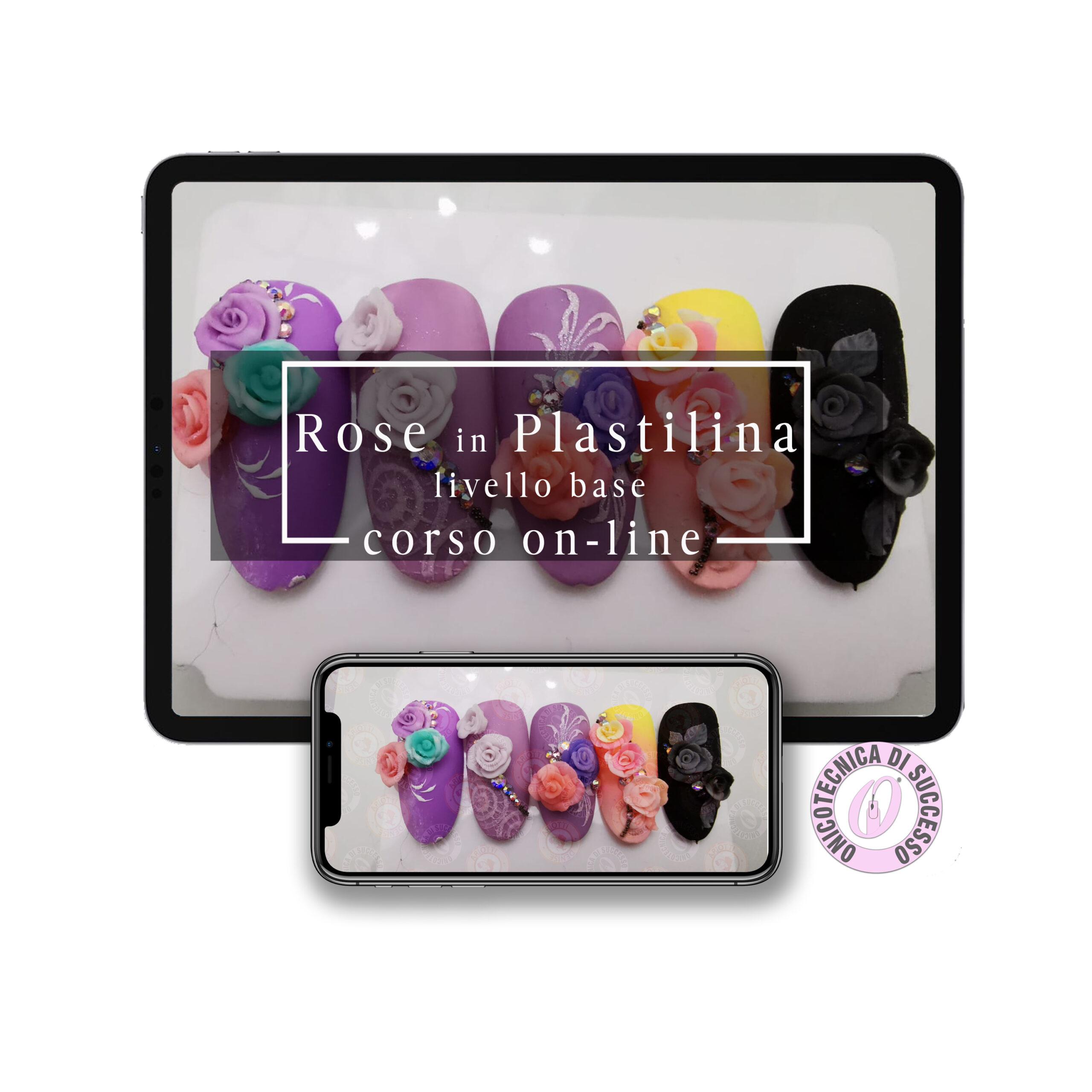 rose-plastilina